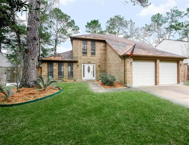 3215 Golden Willow Drive, Houston, TX 77339 (MLS #55218983) :: Lerner Realty Solutions