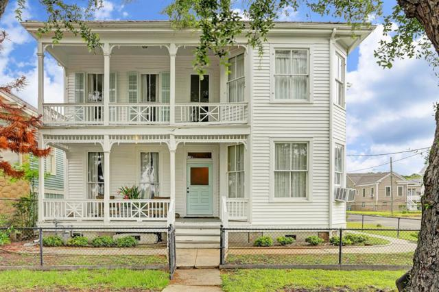 3602 Avenue M, Galveston, TX 77550 (MLS #55230171) :: RE/MAX 1st Class