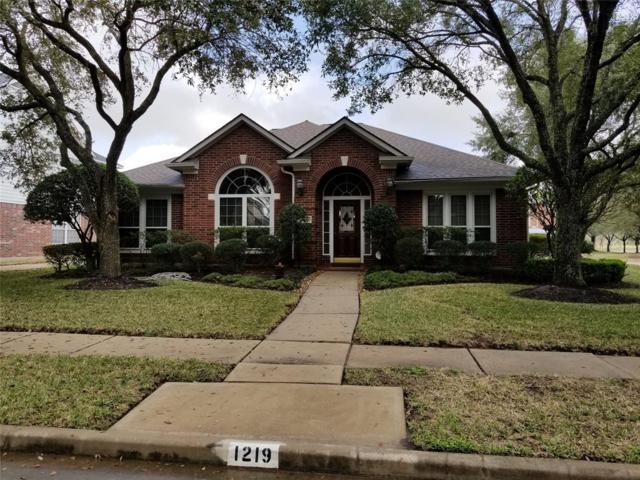 1219 Whispering Willow Court, Sugar Land, TX 77479 (MLS #55232240) :: Caskey Realty