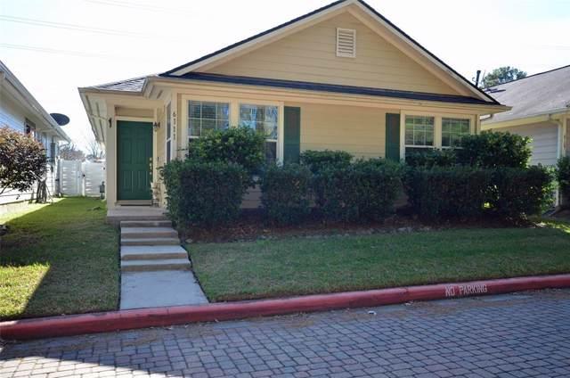 6111 Kings Oaks Lane, Humble, TX 77346 (MLS #55237360) :: Texas Home Shop Realty