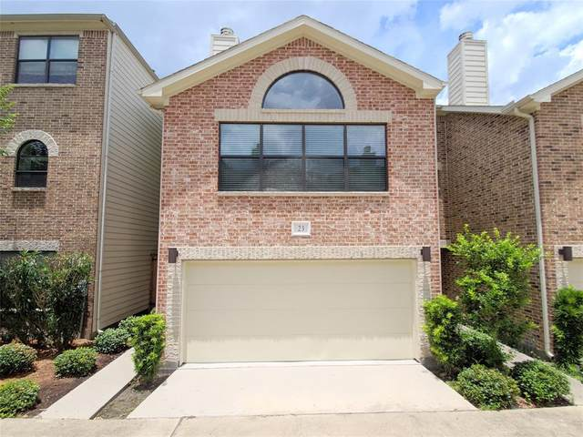 650 Westcross Street #23, Houston, TX 77018 (MLS #55242235) :: The Heyl Group at Keller Williams