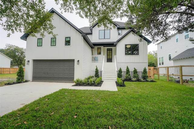 2302 Gardenia Drive, Houston, TX 77018 (MLS #55242764) :: The Freund Group