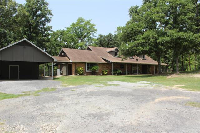 8071 County Road 329, Buffalo, TX 75831 (MLS #55255763) :: Fairwater Westmont Real Estate