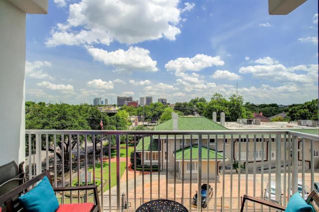 3614 Montrose Boulevard #406, Houston, TX 77006 (MLS #55256182) :: Magnolia Realty