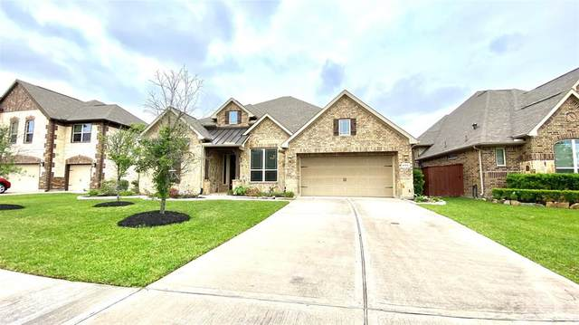 18514 Keiser Bend Drive, Tomball, TX 77377 (MLS #55257344) :: The Queen Team