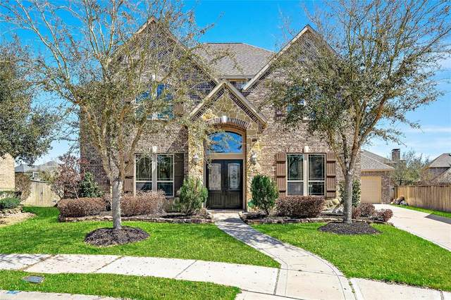 5107 Steep Forest Circle, Katy, TX 77494 (#5526270) :: ORO Realty