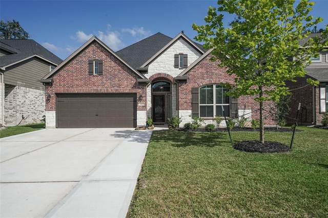 3440 Hickory Leaf Court, Conroe, TX 77301 (MLS #55274947) :: The Property Guys