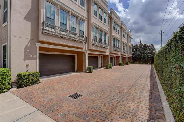 3302 Audley Street #123, Houston, TX 77098 (MLS #55277399) :: Guevara Backman