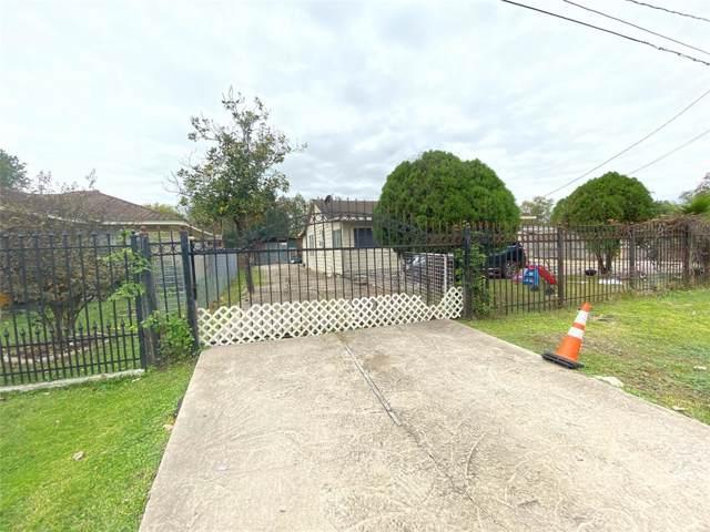 11079 Copley Lane #5, Houston, TX 77093 (MLS #55277422) :: Texas Home Shop Realty