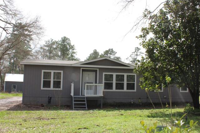 41221 Sandy Hill Road, Montgomery, TX 77316 (MLS #55283479) :: Texas Home Shop Realty