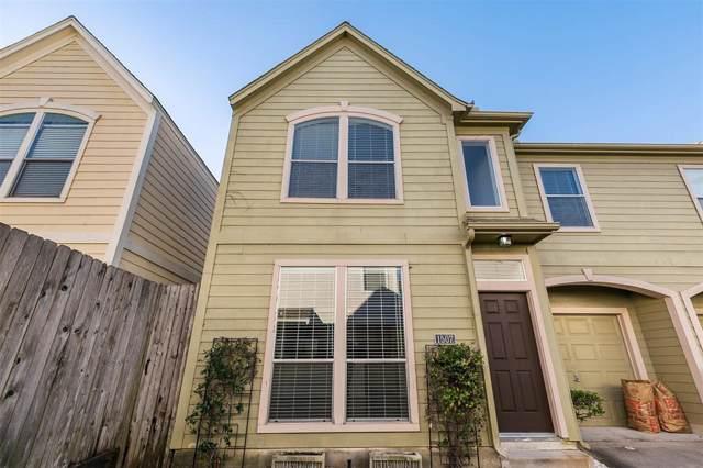 1507 Cook Street, Houston, TX 77006 (MLS #55293130) :: The Heyl Group at Keller Williams