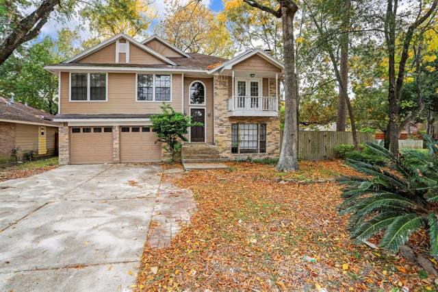 5227 Village Springs Drive, Houston, TX 77339 (MLS #55296363) :: Texas Home Shop Realty