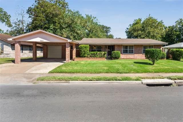 5631 Bellfort Street, Houston, TX 77033 (MLS #55297660) :: Caskey Realty