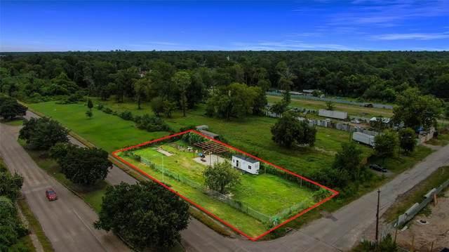 5704 T C Jester Blvd, Houston, TX 77091 (MLS #55308249) :: Parodi Group Real Estate
