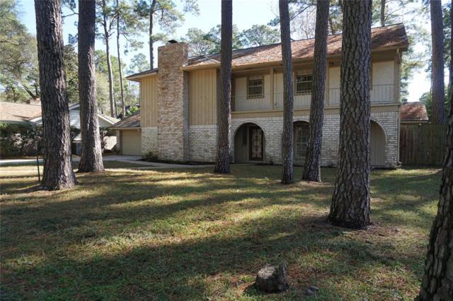 8119 Oak Moss Drive, Spring, TX 77379 (MLS #55324132) :: Caskey Realty