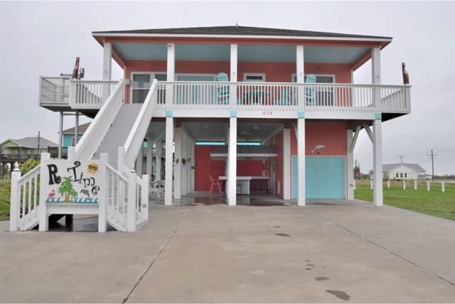 979 Palm Ridge Drive, Crystal Beach, TX 77650 (MLS #55332880) :: Ellison Real Estate Team