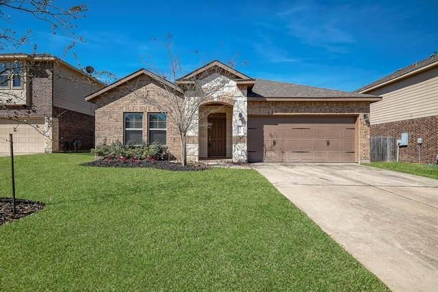 170 Meadow Grove Drive, Conroe, TX 77384 (MLS #55334647) :: The Freund Group
