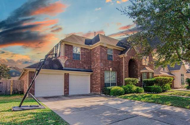 4510 Camden Brook Lane, Katy, TX 77494 (MLS #55338133) :: Guevara Backman