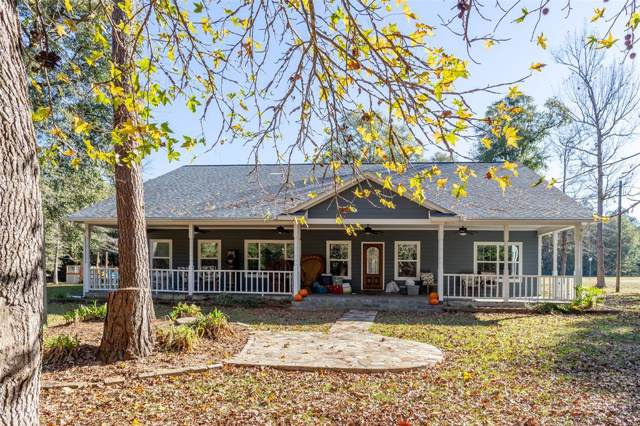 1605 Lee Turner Road, Cleveland, TX 77328 (MLS #55338465) :: Texas Home Shop Realty