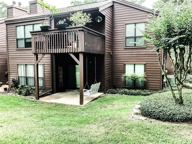 15661 Lakeway Drive #13, Willis, TX 77318 (MLS #55344191) :: The SOLD by George Team