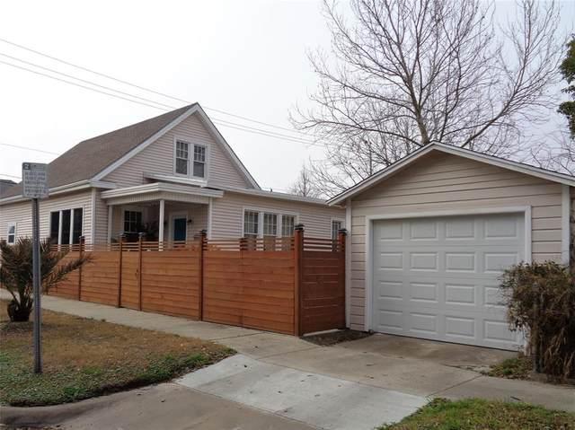 726 Ball Street, Galveston, TX 77550 (MLS #5535055) :: My BCS Home Real Estate Group