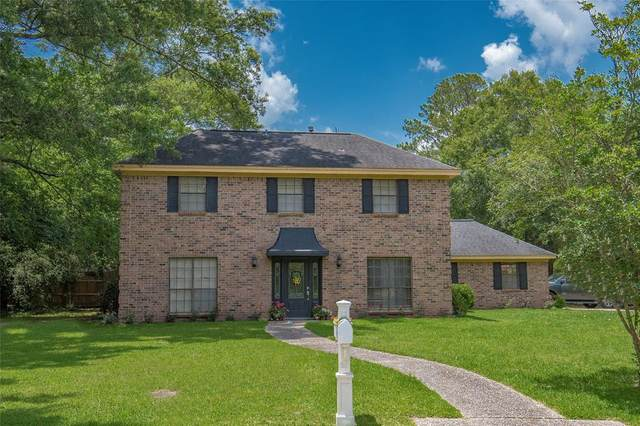 405 Cliffbrook Circle, Cleveland, TX 77327 (MLS #55364442) :: Ellison Real Estate Team