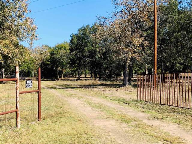 TBD Mach Road, La Grange, TX 78945 (MLS #5536905) :: Texas Home Shop Realty