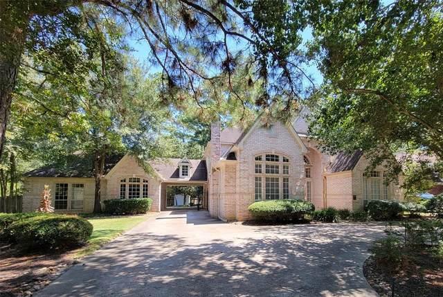 38 E Wedgemere Circle, The Woodlands, TX 77381 (MLS #55375381) :: Parodi Group Real Estate
