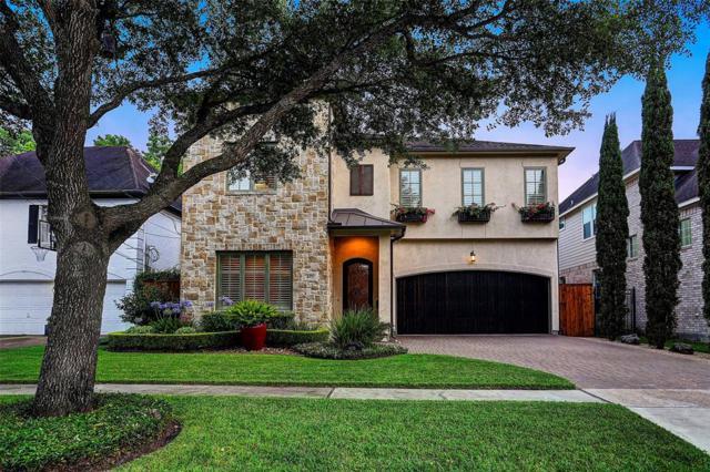 4115 Dartmouth Avenue, West University Place, TX 77005 (MLS #55381338) :: Keller Williams Realty