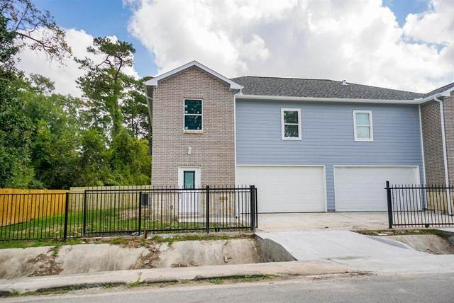 8203 Oak Knoll Lane B, Houston, TX 77028 (MLS #55383682) :: Ellison Real Estate Team