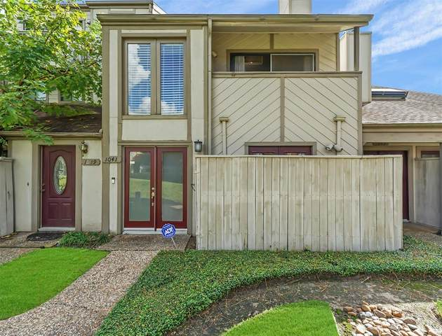 1041 Country Place Drive, Houston, TX 77079 (MLS #55383791) :: Michele Harmon Team