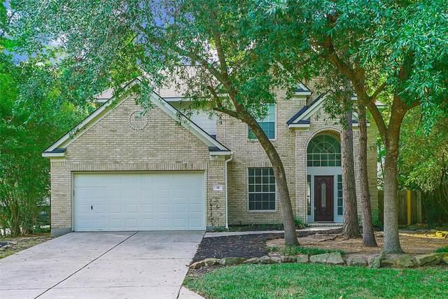 18 Beckett Hill Place, The Woodlands, TX 77382 (MLS #55385959) :: The Sansone Group