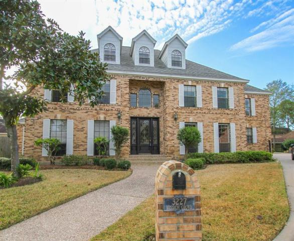 3227 Mission Grove Drive, Houston, TX 77068 (MLS #55390498) :: Texas Home Shop Realty