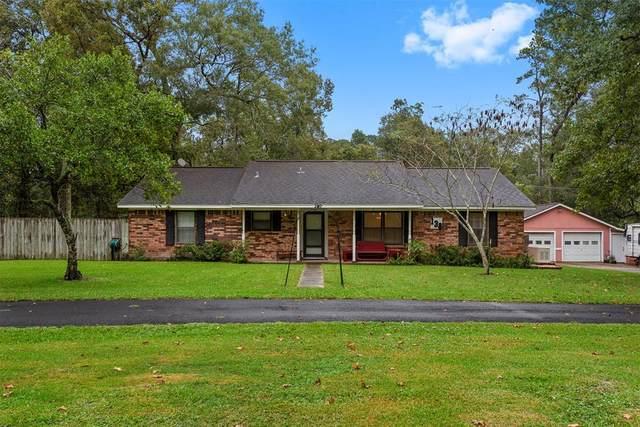 138 Linnwood Drive, Woodbranch, TX 77357 (MLS #55391054) :: Michele Harmon Team