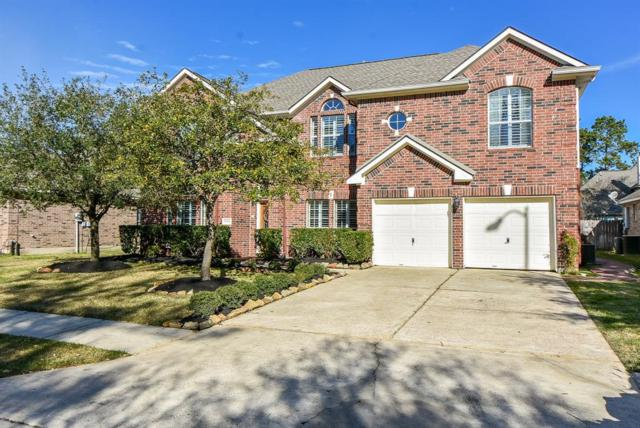 11906 Mariposa Canyon Drive, Tomball, TX 77377 (MLS #5539391) :: The Sansone Group