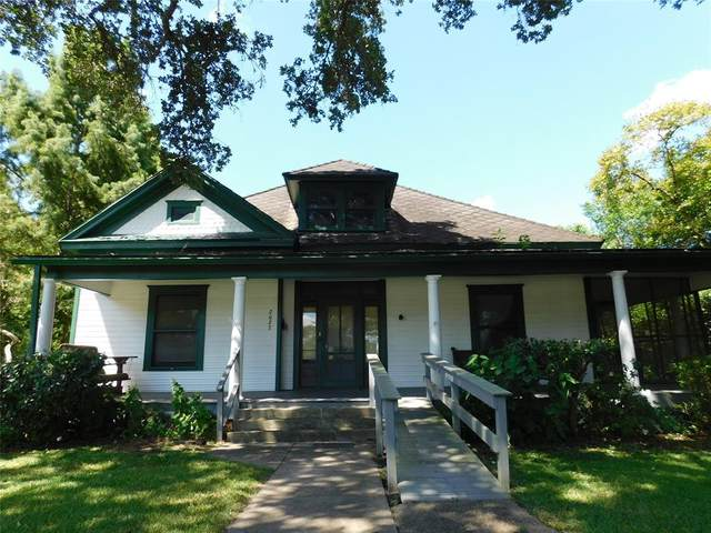 2027 Grand Avenue, Liberty, TX 77575 (MLS #55394255) :: All Cities USA Realty