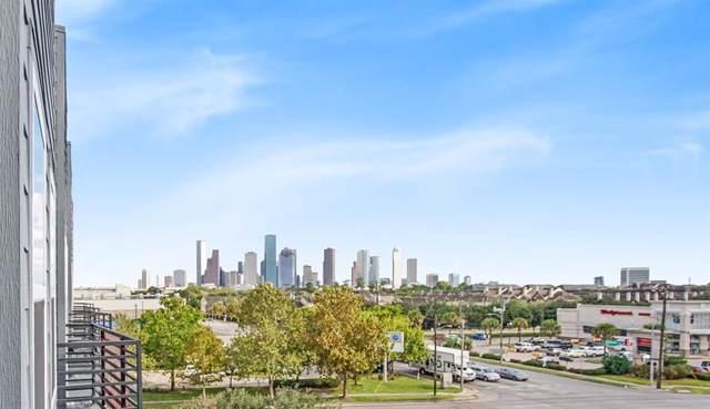 1011 Studemont #310, Houston, TX 77007 (MLS #55408063) :: NewHomePrograms.com LLC