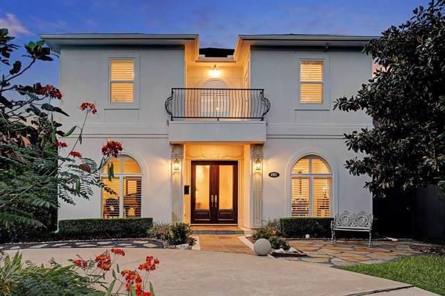 4901 Jessamine Street, Bellaire, TX 77401 (MLS #55413357) :: The Jill Smith Team