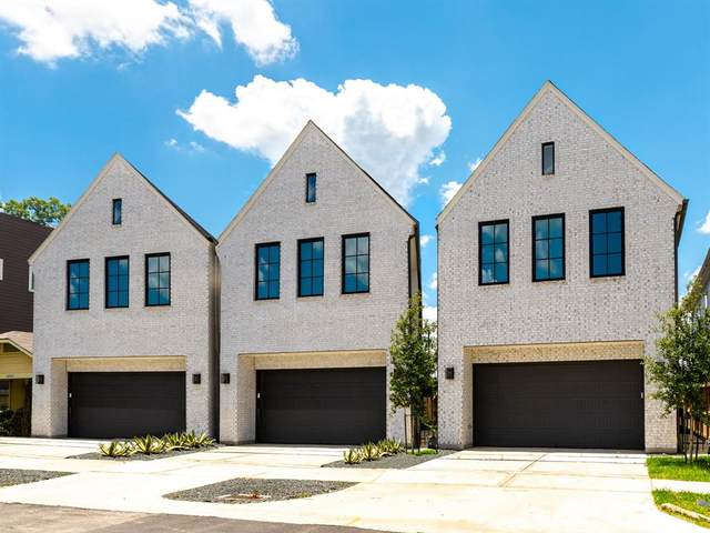 1811 Arbor Street, Houston, TX 77004 (MLS #55416809) :: The SOLD by George Team