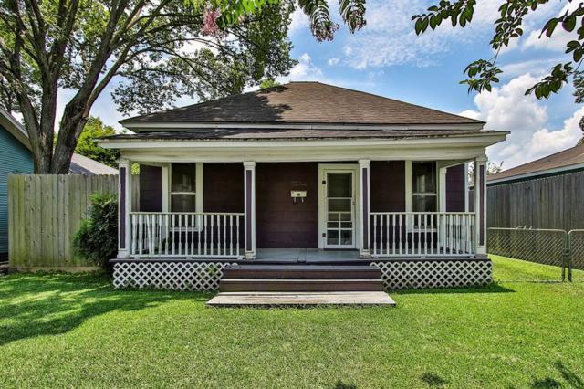 1010 E 25th Street, Houston, TX 77009 (MLS #55417029) :: Giorgi Real Estate Group