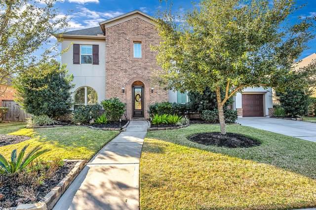 20523 Delta Lake Drive, Richmond, TX 77406 (MLS #55419396) :: The Sansone Group