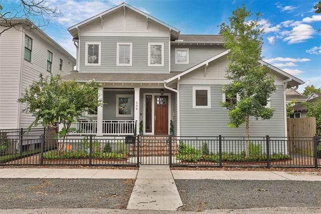506 E 25th Street, Houston, TX 77008 (MLS #55423098) :: Parodi Group Real Estate