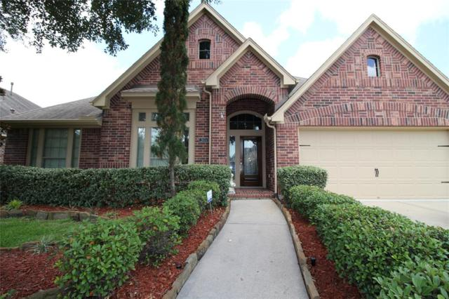2806 Green Mountain Drive, Pearland, TX 77584 (MLS #55432050) :: Texas Home Shop Realty