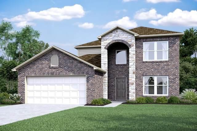 9854 Hunter Springs Drive, Conroe, TX 77306 (MLS #55432182) :: Bray Real Estate Group