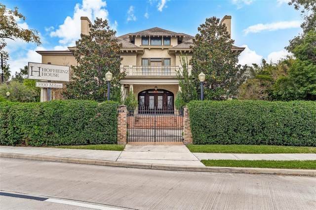 3900 Milam Street, Houston, TX 77006 (MLS #55433772) :: The Bly Team