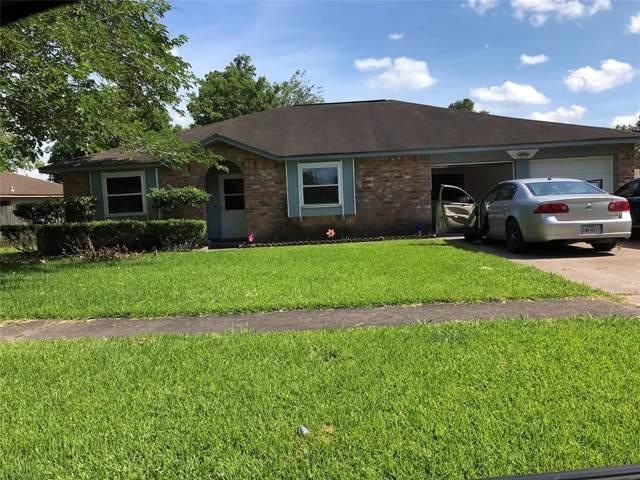 2907 Heritage House Drive, Webster, TX 77598 (MLS #55434583) :: Caskey Realty