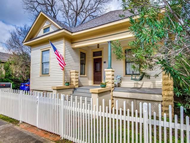 115 Alma, Houston, TX 77009 (MLS #55450733) :: My BCS Home Real Estate Group