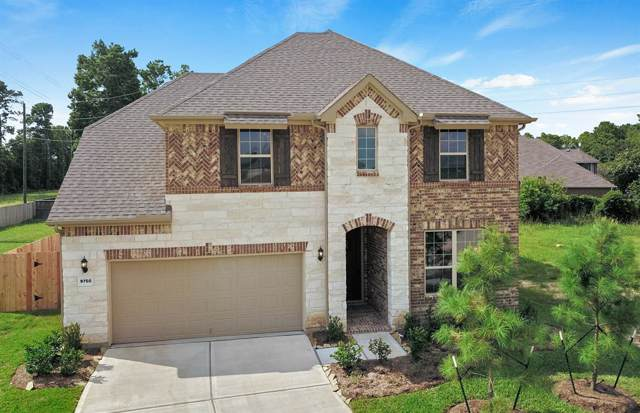 9750 Birdsnest Court, Spring, TX 77379 (MLS #55452002) :: The Parodi Team at Realty Associates