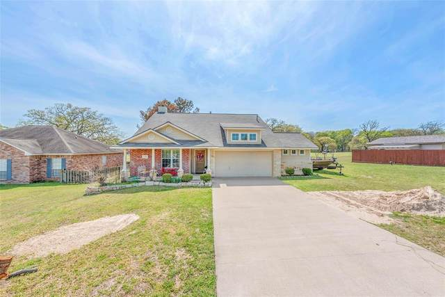 136 Golf Club Drive, Hilltop Lakes, TX 77871 (MLS #55456357) :: The Home Branch