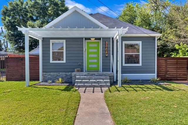 914 Joyce Street, Houston, TX 77009 (MLS #55464017) :: The Sansone Group